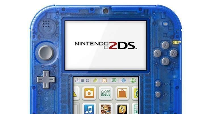 Nintendo 2DS: ritorno agli anni '90 per i nuovi design
