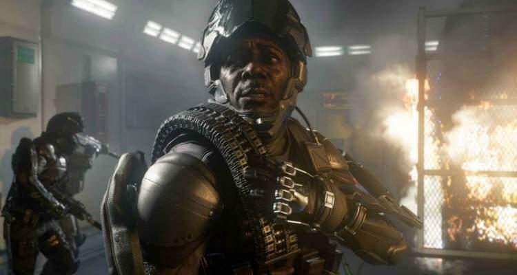 Immagine promozionale Call of Duty: Advanced Warfare.