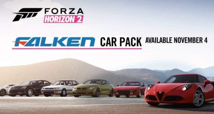 Immagine promozionale Forza Horizon 2