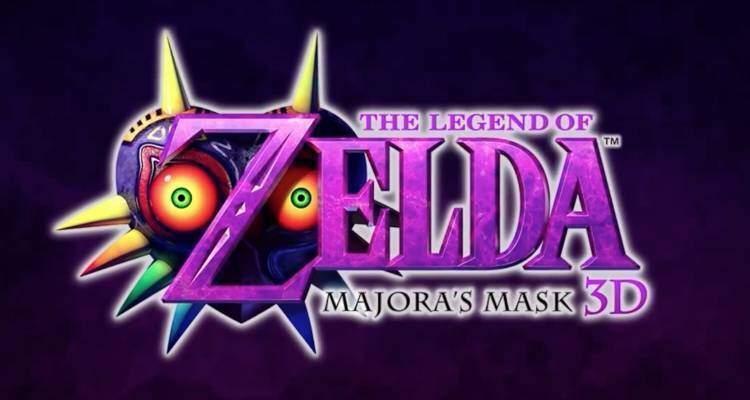 The Legend of Zelda: Majora's Mask 3D – annunciato per Nintendo 3DS