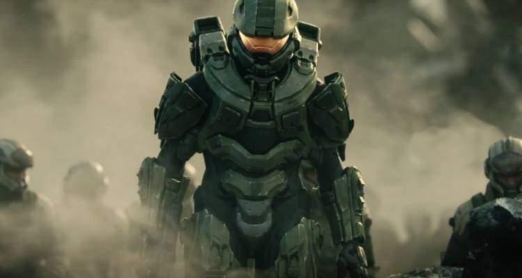 Immagine promozionale Halo: The Masterchief Collection.