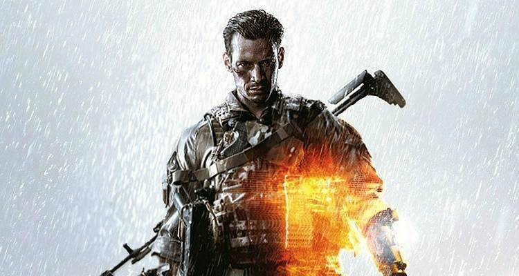 Immagine promozionale Battlefield 4.