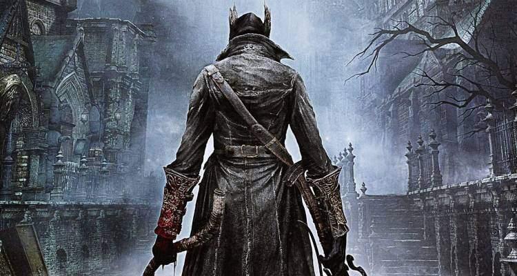 Immagine promozionale Bloodborne.