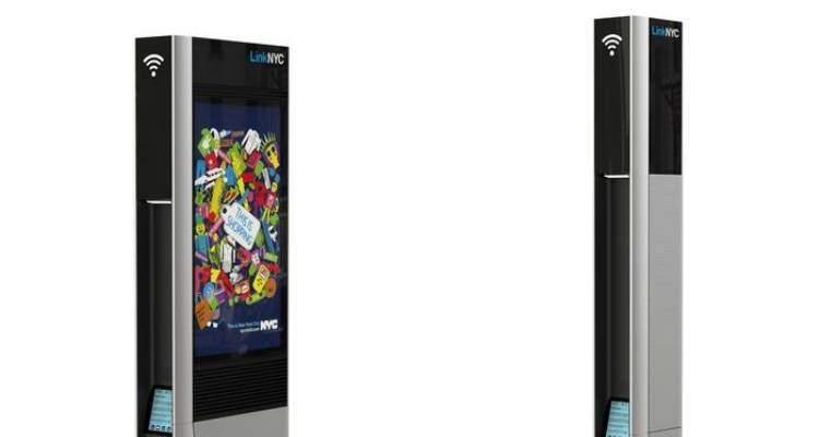 New York: Previsti 10.000 pilastri per il Wi-Fi pubblico