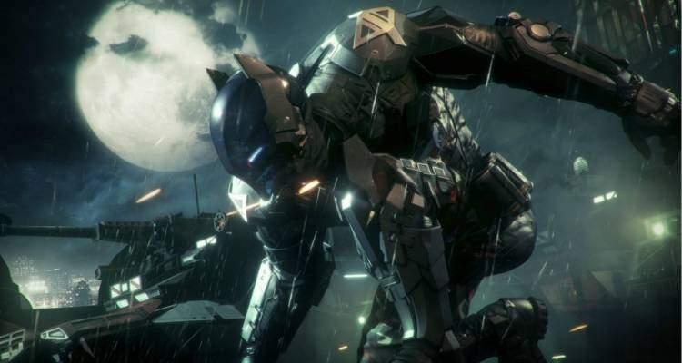 Immagine promozionale Batman: Arkham Knight.