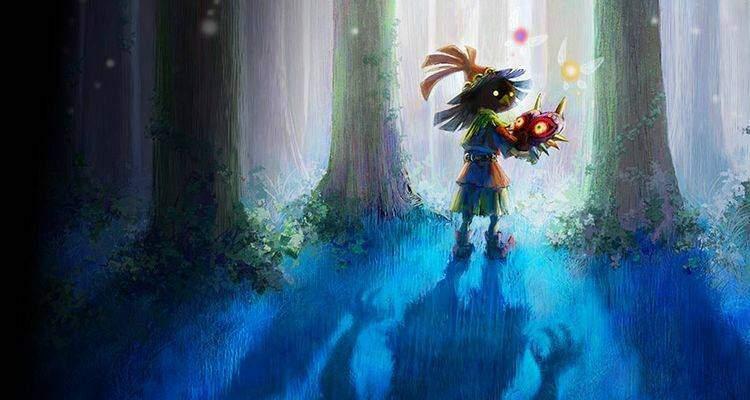 Zelda: Majora's Mask 3D sarà leggermente diverso su New 3DS