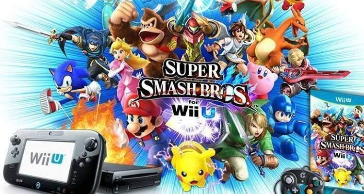 Immagine promozionale Super Smash Bros. Wii U.