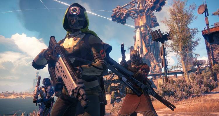 Destiny: Cali di frame rate su Xbox One