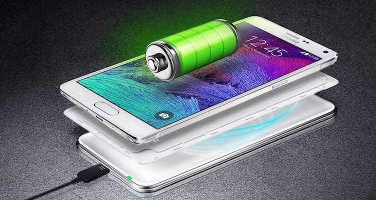 Immagine di presentazione di S Charger Kit per Samsung Galaxy Note 4