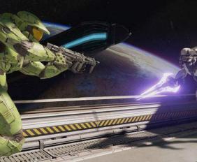 Immagine di Halo 2 Anniversary, tratto da Halo The Master Chief Collection per la recensione di WebTrek.it.