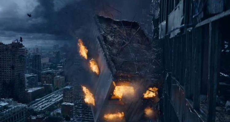 L'ambientazione vista nel primo teaser trailer di Insurgent