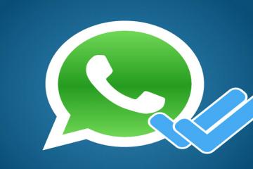 Doppie Spunte Blu WhatsApp