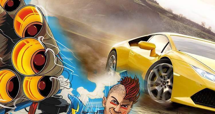 Sunset Overdrive e Forza Horizon 2.