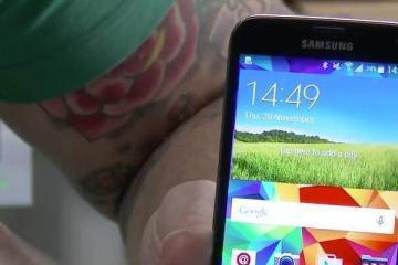 Samsung Galaxy 5.