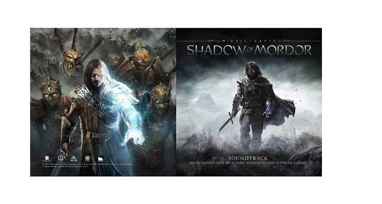 Cover colonna sonora de La Terra di Mezzo: l'Ombra di Mordor