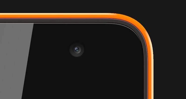 Foto teaser del primo smartphone Microsoft Lumia