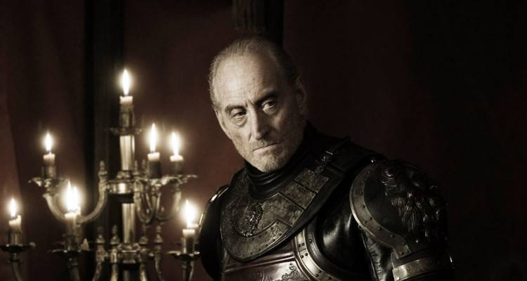 Tywin in Game of Thrones