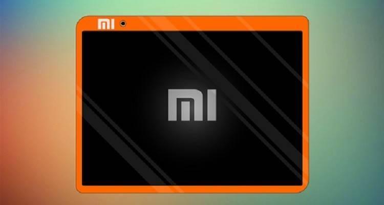 Immagine ufficiosa del nuovo Xiaomi Mi Pad One