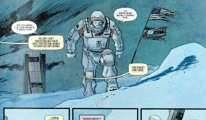 Interstellar, ecco il prequel a fumetti scritto da Nolan!