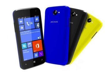 Archos 40 Cesium, nuovo device lowcost basato su Windows Phone