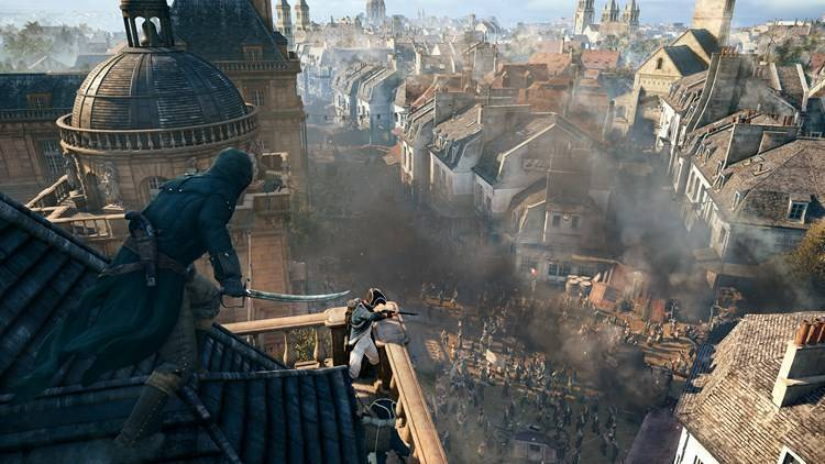 assassins creed unity recensione 02