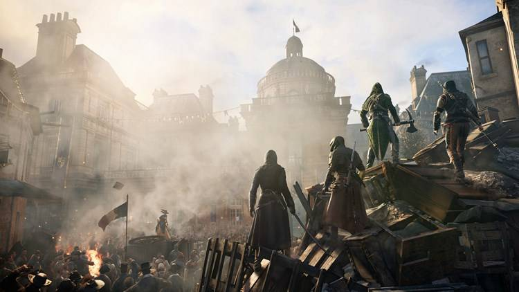 assassins creed unity recensione 03