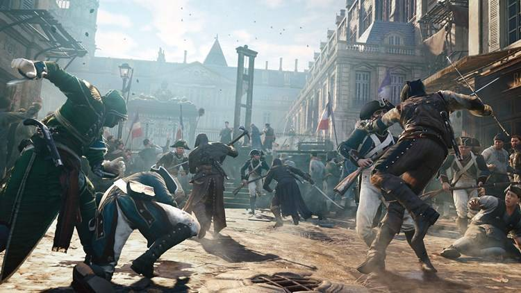 assassins creed unity recensione 04