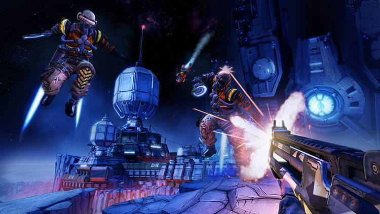 borderlands the pre-sequel recensione 04