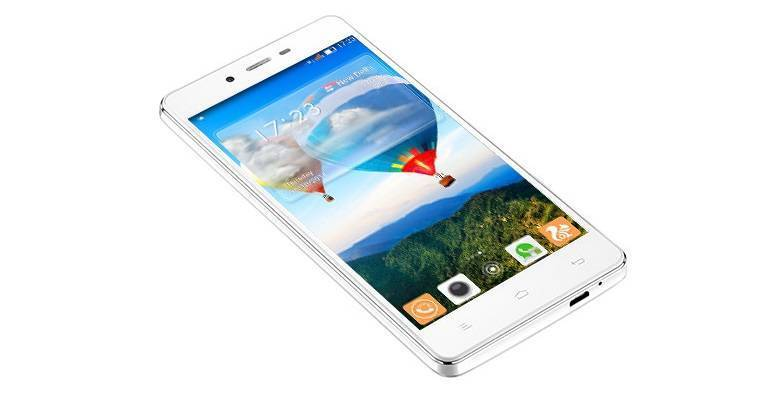 Gionee Marathon M3, nuovo device con batteria 5000 mAh