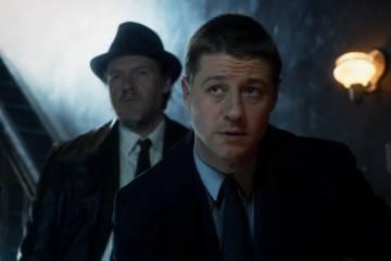 Gordon e Bullock, colleghi a Gotham!