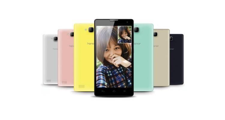 Honor 3C, nuovo smartphone che unisce alte prestazioni al basso prezzo