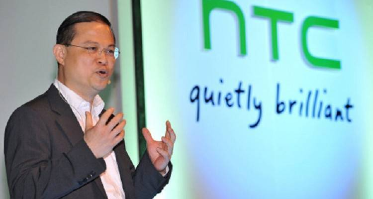 Jack Tong, CEO di HTC Nord America