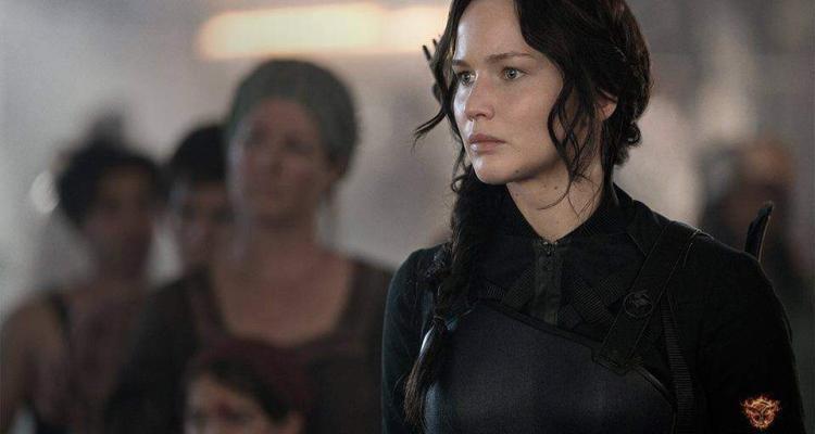 Jennifer Lawrence torna nei panni della protagonista di Hunger Games