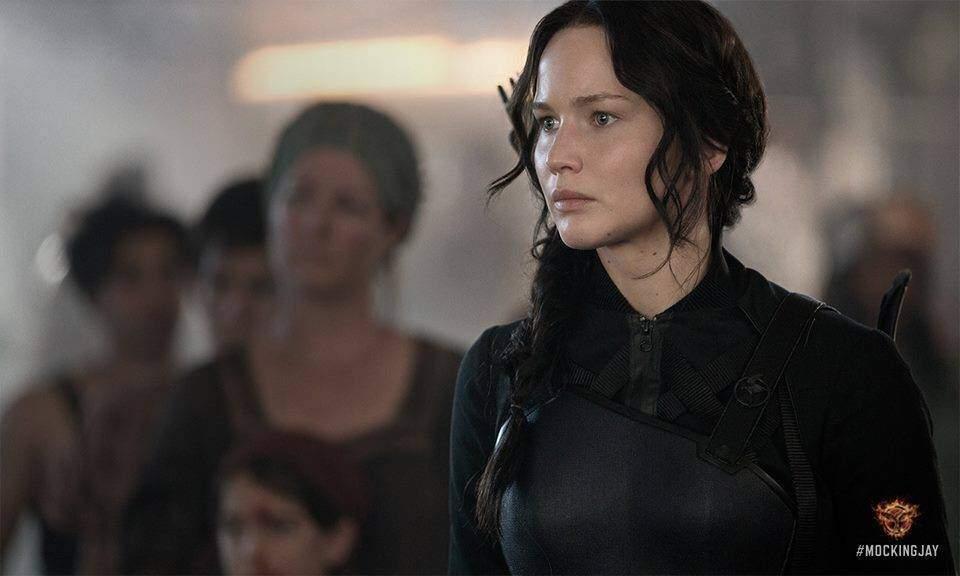 Hunger Games: Il Canto della Rivolta, Katniss in due nuovi video