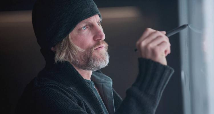 Woody Harrelson torna nel terzo film di Hunger Games