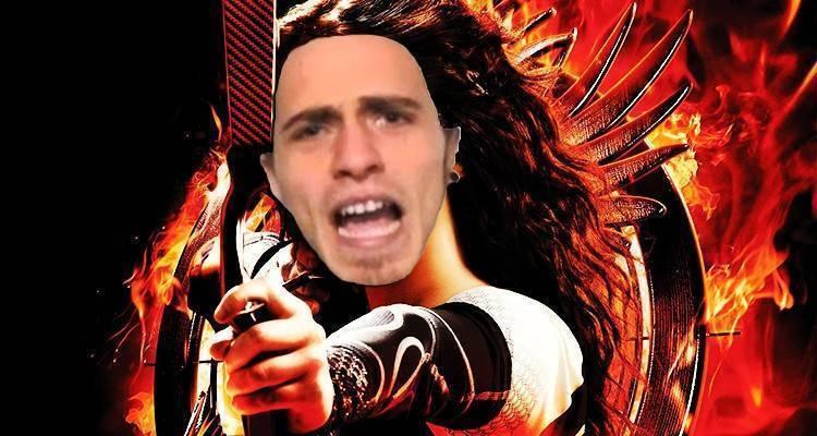 Copertina video recensione di Hunger Games
