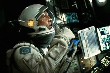 Matthew McConaughey, protagonista assoluto di Interstellar