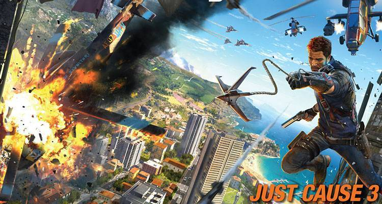 Just Cause 3 è ufficiale per PC, PlayStation 4 e Xbox One: primi dettagli