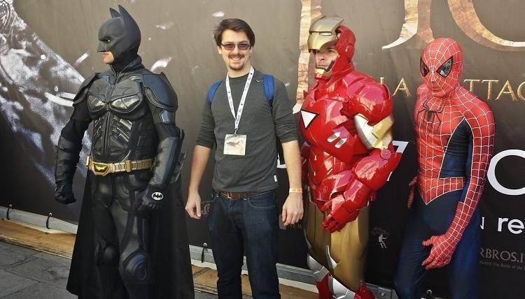 "Lucca Comics & Games 2014: ""recensione"" e galleria fotografica da Webtrek.it"