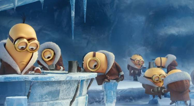 Minions, primo trailer dello spin-off della saga di Cattivissimo Me