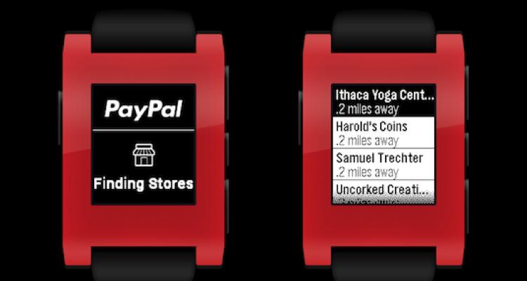 L'app di PayPal sbarca ufficialmente su Pebble
