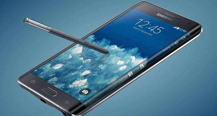 Samsung Galaxy Note Edge: primi test sulle performance