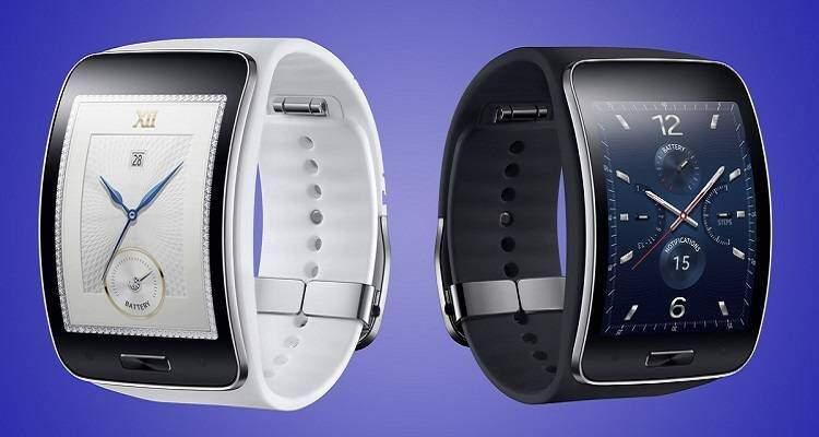 Immagine del nuovo Samsung Gear S