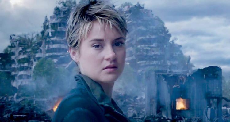 Shailene Woodley, protagonista di Insurgent