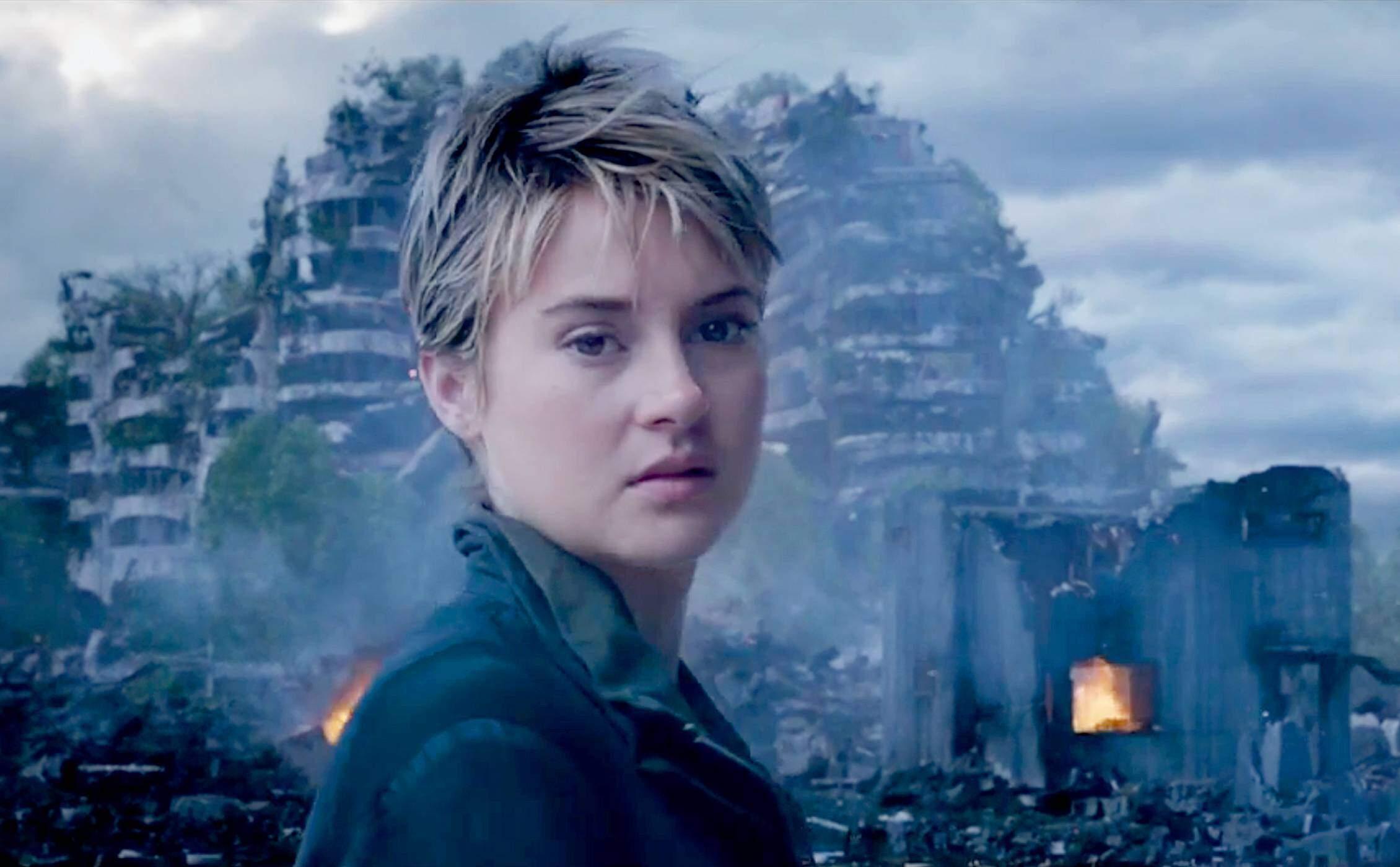 Insurgent, primo teaser trailer