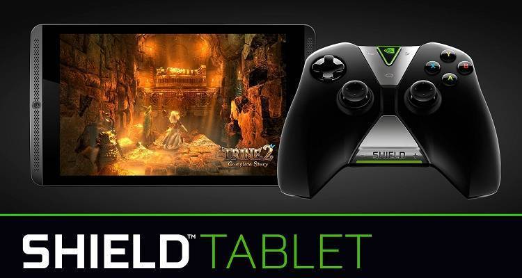 Immagine NVIDIA Shield Tablet