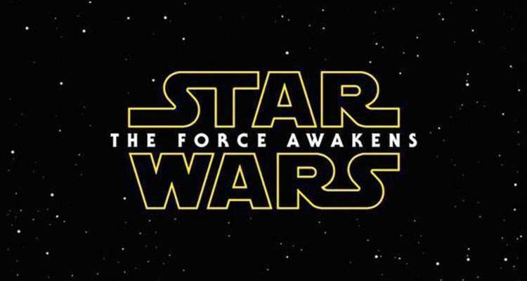 Logo di Star Wars Episodio VIII The Force Awakens, nuovo capitolo della saga cinematografica.