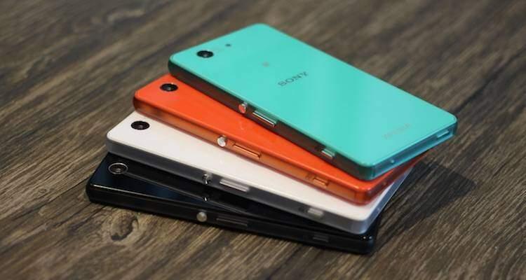 Sony, svelate le specifiche di Xperia Z4 Compact e Ultra