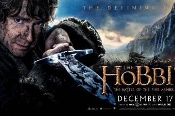 Immagine di copertina riguardante la recensione de Lo Hobbit. la Battaglia delle Cinque Armate