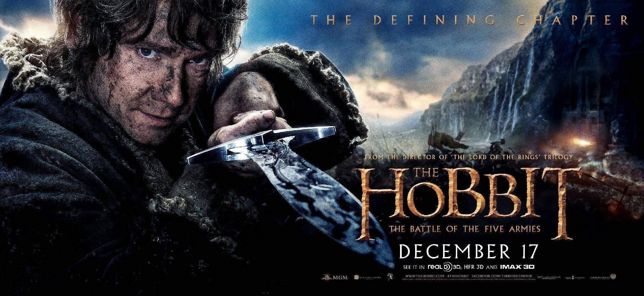 Lo Hobbit: La Battaglia delle Cinque Armate – recensione